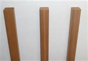 "2x2-36"" Cedar Baluster Square End"