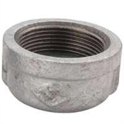"1/4"" Galvanized Pipe Cap"