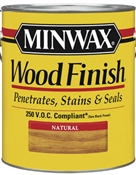 Wood Finish Oil Based Natural 1/2 Pint