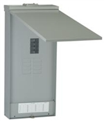8/16 200 Amp Mobile Home Load Center