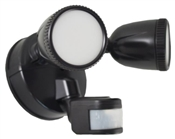 1200 Lumen LED Twin Security Light, Dark Grey
