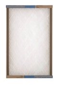 AAF 120301 Disposable Panel Filter, 30 in L, 20 in W, 1250 cfm