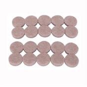 Prosource FE-50200-PS Furniture Pad, Felt Cloth, Beige
