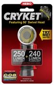 Cryket, 3 In 1, LED Work & Flashlight