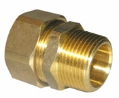 "7/8"" Compression x 3/4"" Male Pipe Thread Adapter"