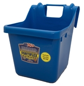 16 Qt Hook Over Feeder, Blue