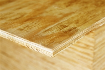 "15/32""x4'x8' PRS 4-Ply Plywood (1/2"" CDX)"