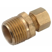 "Male Adapter 5/8"" Compression x 1/2"" MIP"