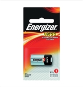EnergizerZero-Mercury Miniature Alkaline Battery, 6 V, Manganese Dioxide