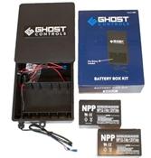Battery Box w/2-12v, 7AMP Batteries