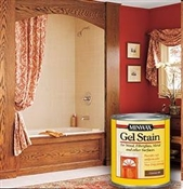 Gel Stain Honey Maple 1 Quart
