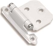 Amerock BPR3429W Cabinet Hinge, Steel