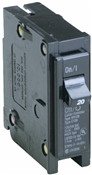 20 Amp 1-Pole Type BR Circuit Breaker BR120