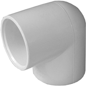 "1-1/4"" 90 Elbow Schedule 40 PVC"