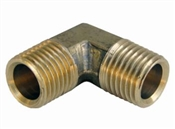 "1/4"" Male Iron Pipe x 1/4"" Male Pipe Elbow"