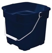 15 Quart Rubber Bucket