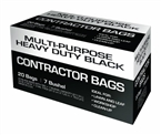 42 Gallon Contractor Bags, 20 Count