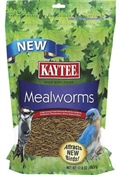 17.6OZ Mealworm Pouch for Wild Birds
