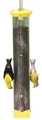 "Audubon, 17.25"" Tails Up Nyjer Thistle Finch Bird Feeder"