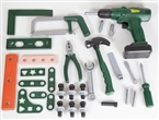 Kids Tool Set, Perfect Tool Set with Drill, 3-7 Years Olds, 36 Piece