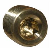 """1/8"""" Male Pipe Thread Countersunk Plug"""