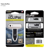 Total eCLIPse® Mountable Self Locking Pocket Clip