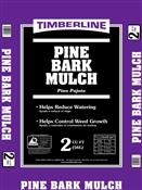 Pine Bark Mulch 2 Cubic Feet