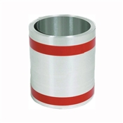 "10"" x 50' Standard Gauge Galvanized Roll Flashing"