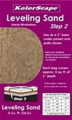 .5cf-OC Leveling Sand (Step 2)