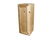 "12"" x 30"" Unfinished Pine Wall Cabinet"