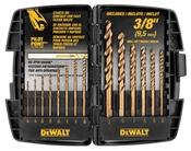 Cobalt Split Point Drill Bit Set 14 Piece