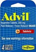 Advil Multi Dose 4 Count