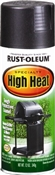 High Heat Spray Paint Black