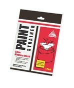 Paint Strainer Cone Medium Mesh 4/Pack