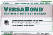 Versabond Fortified Thin-Set Mortar White 50 lbs