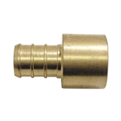 Apollo APXFS3434 Pipe Adapter, 3/4 in PEX, 3/4 in Female Solder