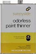 Sunnyside Odorless Paint Thinner 1 Gallon