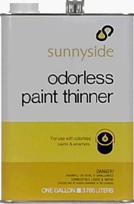 Shop Sunnyside Odorless Paint Thinner 1 Gallon At Mccoy S