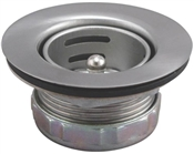 Bar Sink Strainer. Stainless Steel
