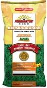 Unhulled Sahara Bermuda Grass Seed W/ Penkote 15 Pound
