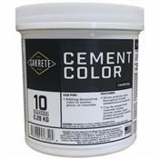 Cement Color, Charcoal, 10 OZ