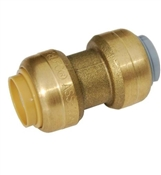 "1/2"" Sharkbite Copper Conversion Coupling"