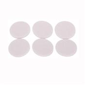 Prosource FE-50225-PS Furniture Pad, Felt Cloth, White