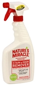 Nature's Miracle Stain & Odor Remover, 24 Oz