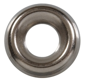 #8 Stainless Steel Finish Washer