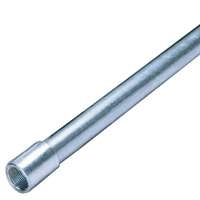 "1-1/2""x10' Rigid Conduit Galvanized"