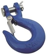 Chain Hook 1/4In Blue