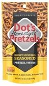 Dot's Pretzels Honey Mustard, 16 OZ