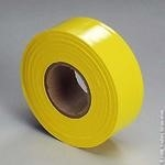 300' Flag Tape Yellow