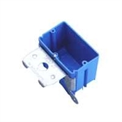 1 Gang Non-Metallic Adjustable Work Box 21CU